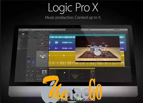 Descargar e instalar archivo ISO para Logic Pro X