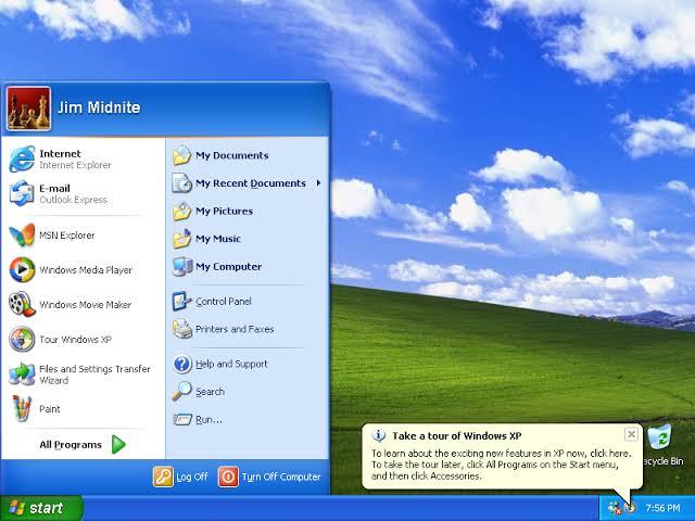 instalacion paso a paso de windows xp desde archivo iso